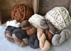 ALPACA yarns from Legacy Lane Fiber Mill