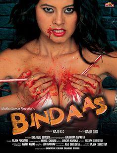 Nepali movie Bindaas First look