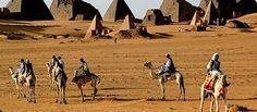 Pyramids in #Sudan
