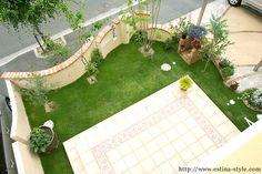 GALLERY [Cote d' Azur]|エクステリア(外構)デザインや庭(ガーデン)のことならESTINA