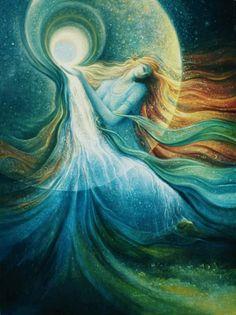 the Goddess blesses all...