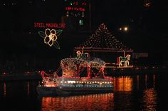 Natchitoches Christmas Festival of Lights - Natchitoches, Louisiana