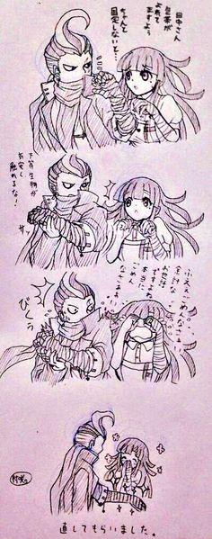 Gundam and Tsumiki