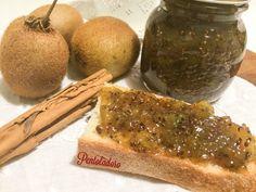 Marmellata di kiwi e cannella