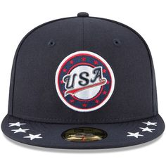 sale retailer bcdd7 7441a Men s New Era Navy MLB 2018 All-Star Futures Game 59FIFTY Fitted Hat