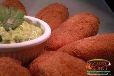Chiles Rellenos con sabor a #BocaditoDelCielo