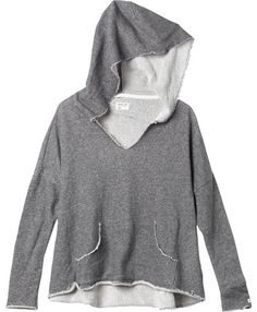 Easy Heart Hoodie  Sort of want... the hoodie you wear when you don't really need one.