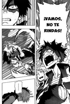 Boku no Hero Academia Capítulo 43 página 12 - Leer Manga en Español gratis en NineManga.com