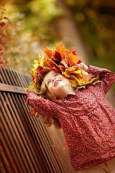 Autumn ~ kids and leaves Good Morning Happy, Happy Saturday, Happy Day, Saturday Quotes, Autumn Day, Autumn Leaves, Autumn Girl, Happy Autumn, Fallen Leaves