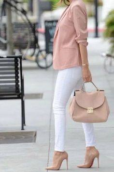 45 Best and Stylish Business Casual Work Outfit for Women – Women Fashion Casual Work Outfits, Business Casual Outfits, Professional Outfits, Mode Outfits, Office Outfits, Work Casual, Casual Chic, Outfit Work, Office Attire