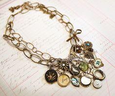 stylish jewelry necklace collecion 2014