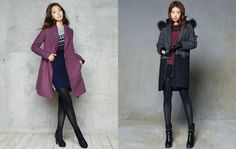 17 Enchanting Korean celebrity fashion shoots to get you in the mood for fall
