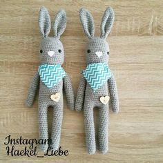 Bye Bye  ihr zwei süßen Zwillingshasen Hasen  und gute Reise  zu @lelinhly @lenril #häkeln #crochet #haekel_liebe #hase #bunny #crochetbunny #häkelhase #häkelnfürbabys #baby #lepre #amigurumi #amigurumis #instagram #handarbeit #germany #amigurumi #häkelnisttoll #häkelpuppe #häkelfürkinder #crochetlove #häkelnfürbabys #tendrecrochet #hase #häkel #häkelnmachtspass #häkelnisttoll #kundenauftrag #kundenwunsch #dasbestefürmeinekunden #baumwolle #yarnporn #hasenfamilie #familie by haekel_liebe
