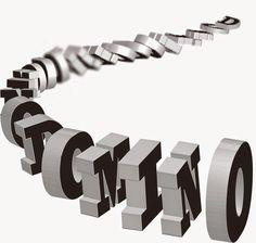 Artful Trini: Domino Effect