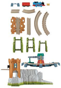 Thomas the Train: TrackMaster Castle Quest Set