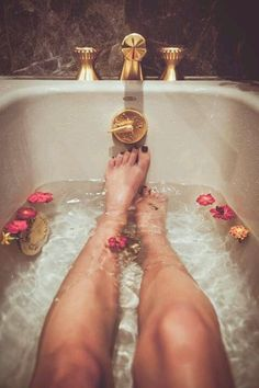 Natures Bath Salts are just that, chemical free, natural hand blended. Skin conditioners so good, you can see the difference. http://www.bareindulgence.NET