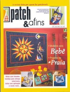 Patch & Afins 1 - Edil Menezes - Álbuns da web do Picasa