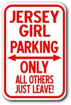 JERSEY GIRL PARKING