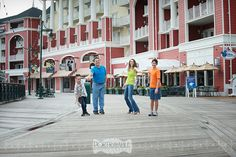 Disney's Boardwalk photo ideas