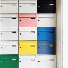 Mail box blocking.