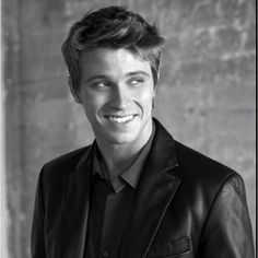 Garrett Hedlund...that H would go well with my monogram. Just sayin'