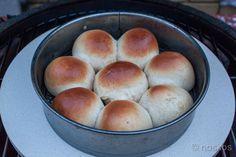 Recept voor breekbrood van de barbecue.