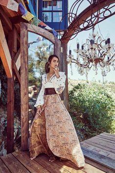 tips on bohemian style fashion Bohemian Style Clothing, Bohemian Mode, Vintage Bohemian, Gypsy Style, Boho Gypsy, Hippie Style, Boho Chic, Boho Style, Gypsy Cowgirl
