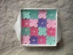 京都 亀屋良長 干菓子 Japanese Sweets, Japanese Snacks, Japanese Candy, Japanese Food, Jelly Flower, Matcha, Luxury Food, Cute Cookies, Edible Art