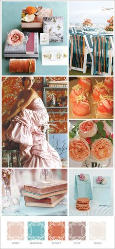mood board: The Day We'll Always Remember