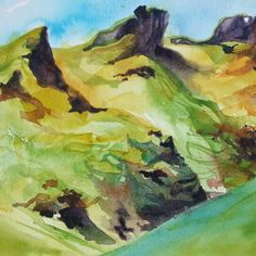 Lynne Chapman, Winnats Pass