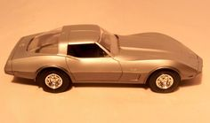 1978 Corvette Coupe Chevrolet Model Car 1/24 Scale 1:24 Chevy Rare Dealer Promo | eBay