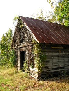 Old barn in East Tennessee