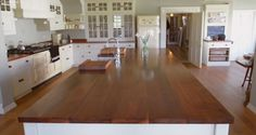 Polished off: The Everetts' luxurious hand-crafted kitchen at Anmer Hall, the new Norfolk ...