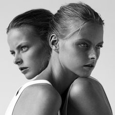 The twins represent an awareness of the duality in nature - day and night.  (Suzanne Rensink Photography)