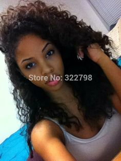 New Arrival! 130 Density Brazilian glueless lace front wigs Human Hair Long loose curly lace front wigs for Black Women