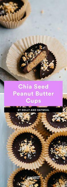 snack prep: Peanut Butter Cups