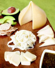 This cheese plate offers a flavorful introduction to Mexico's cheesemaking culture [by @cyescas]