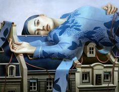 Surreal Illustrations of Young Women-4