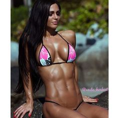 Follow this fitness hottie for daily motivation  @anita_herbert @anita_herbert @anita_herbert