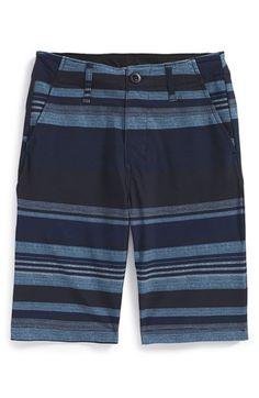 Volcom 'V4S' Hybrid Stretch Shorts (Toddler Boys & Little Boys) available at #Nordstrom