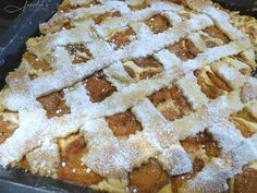 Dream Cake, No Bake Cake, Apple Pie, Waffles, Food And Drink, Sweets, Cooking, Breakfast, Desserts