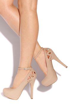 Lola Shoetique - Fiesta - Nude, $29.99 (http://www.lolashoetique.com/fiesta-nude/)