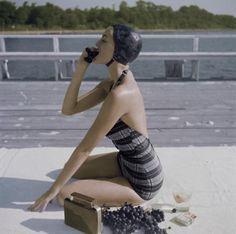 Vogue, 1953  Photo by John Rawlings