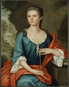 Mrs. Joseph Mann (Bethia Torrey) 1753 John Singleton Copley, American, 1738–1815 DIMENSIONS 91.44 x 71.75 cm (36 x 28 1/4 in.) MEDIUM OR TECHNIQUE Oil on canvas CLASSIFICATION Paintings ACCESSION NUMBER 43.1353 ON VIEW Norma and Roger Alfred Saunders Gallery (John Singleton Copley) - 128
