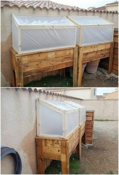 You can often perfectly make the use of the wood pallet in the creation of planter piece designing frame work that is another one of the finest idea to choose out from. This pallet planter creation has been so dramatic favorable and is put together in adjustment of dramatic concepts of work.