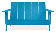 Emmet Sofa - 100% Recycled by Loll Collection - Outdoor - Room & Board