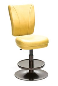 PC100-163 Slot Seating by Gasser Chair Company
