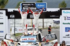 WRC 2013: Rally Argentina: Loeb ganador; Resumen Citroën