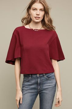 Shop the Cropped Viv Top and more Anthropologie at Anthropologie today. Read customer reviews, discover product details and more.