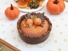 Miniature Autumn cake The Mini Food Blog